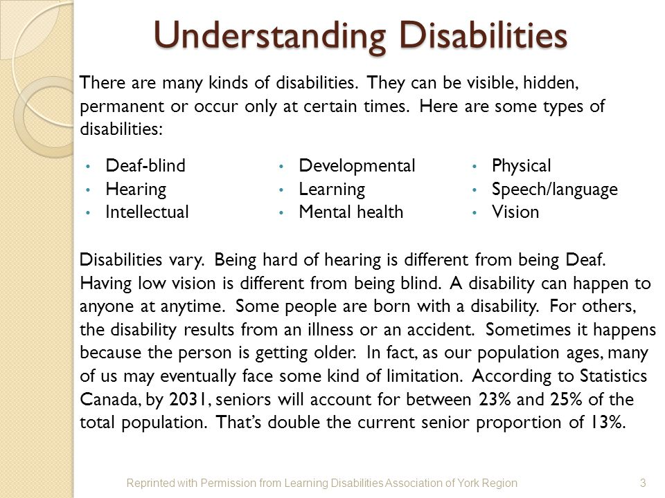 different types of intellectual disability pdf
