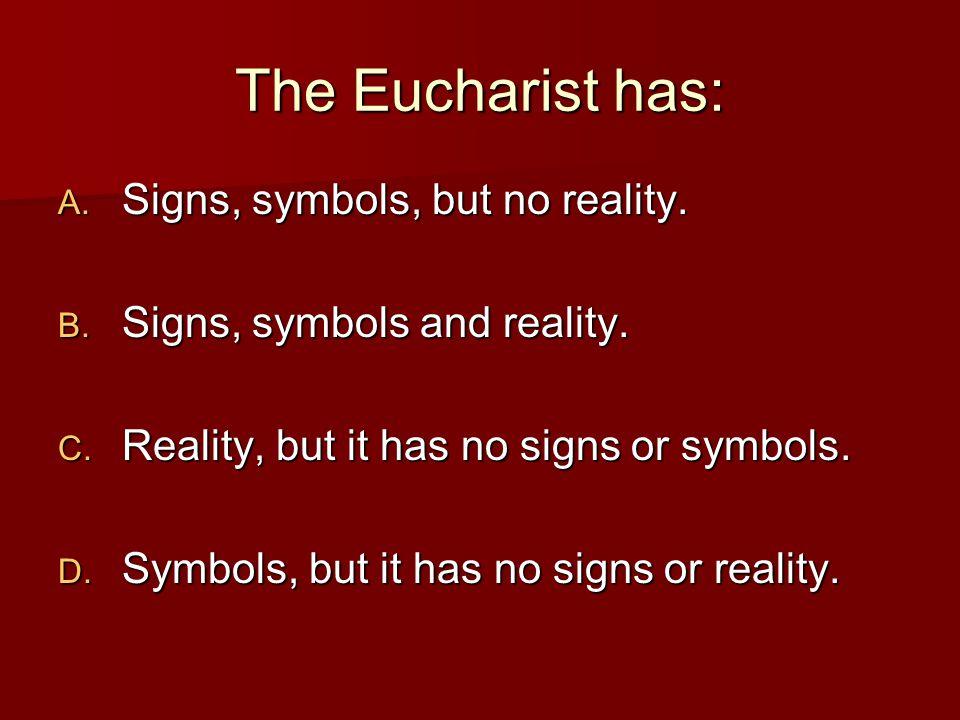 The Eucharist Ppt Video Online Download