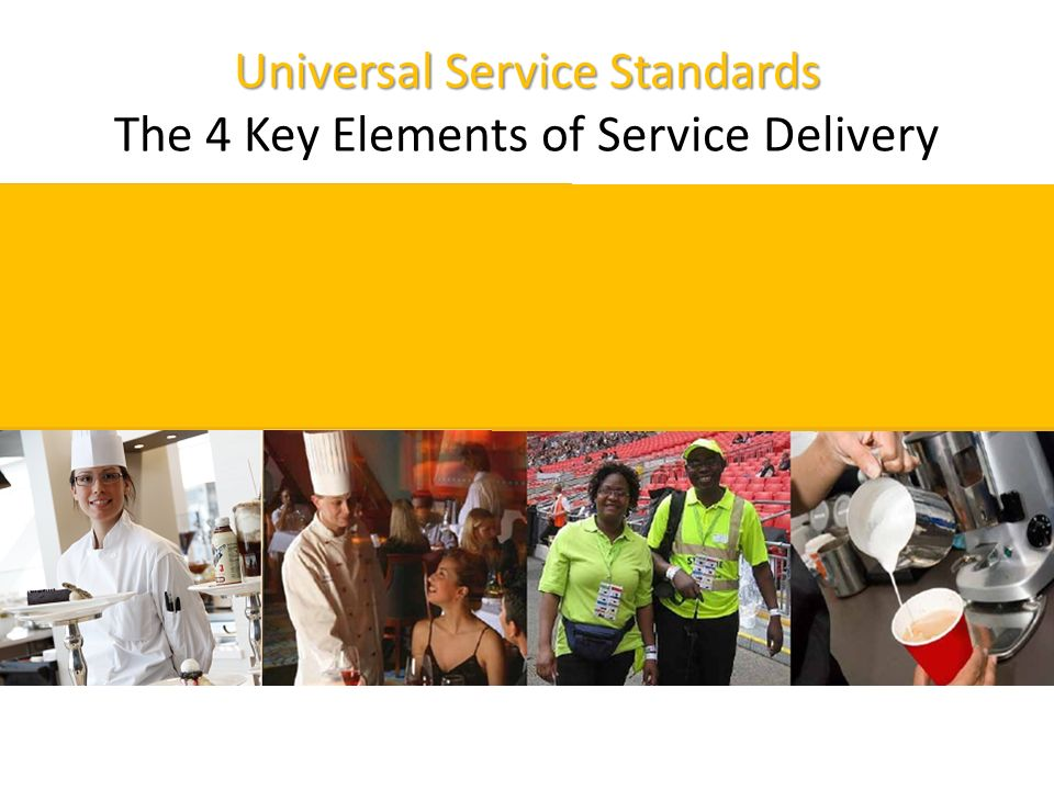 key components of effective service delivery The four key elements in effective systems management  when multiple components are shared,  (often owned by a telecommunications company or service.