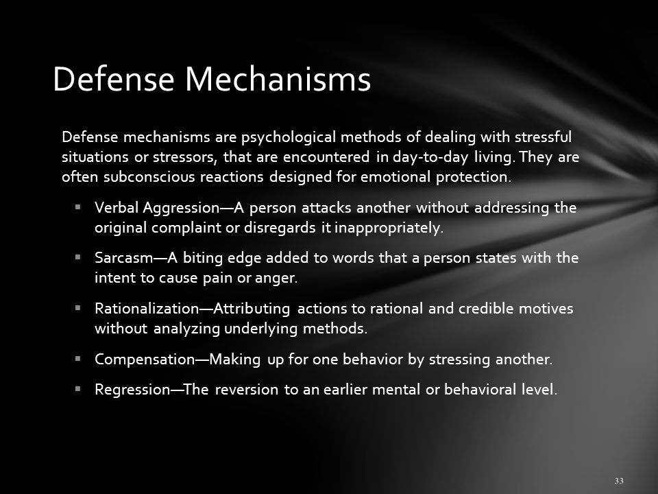 Identified some of the key neurobiological mechanisms that help keep aggression under control