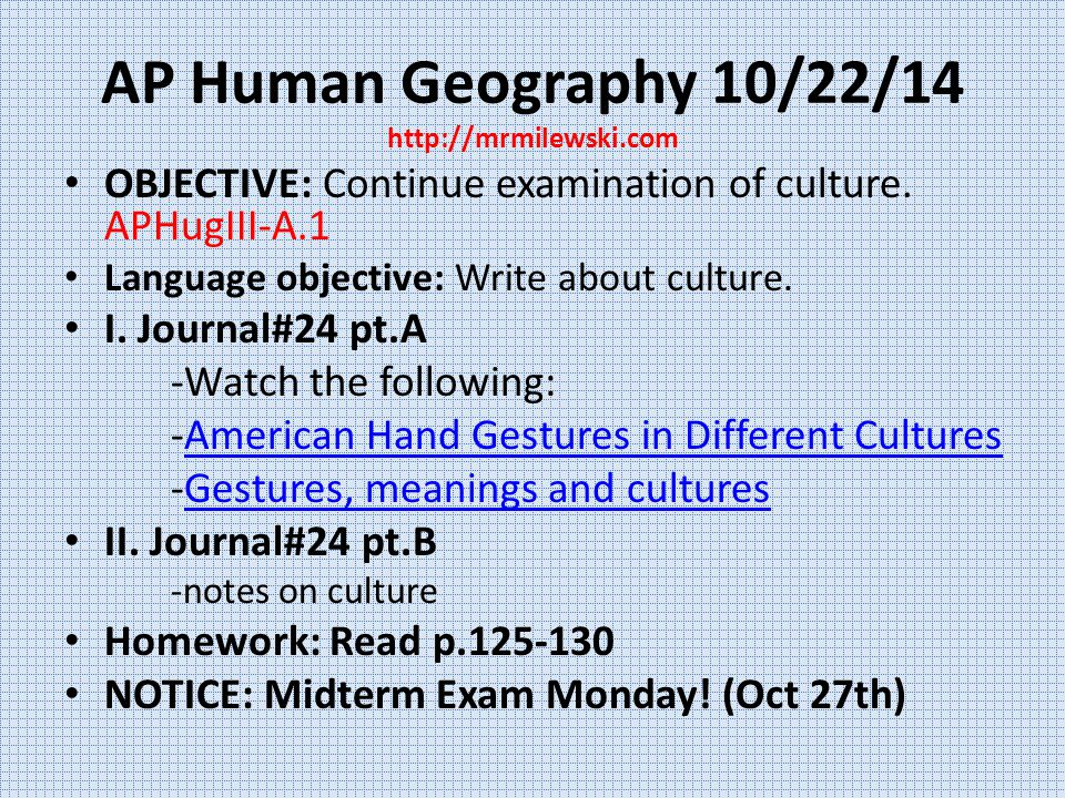 Ap human geography week 8 ppt download 21 ap human geography publicscrutiny Images
