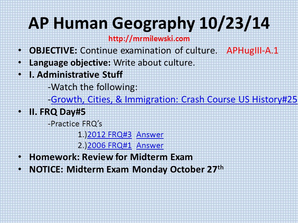 Ap human geography week 8 ppt download 28 ap human geography publicscrutiny Images