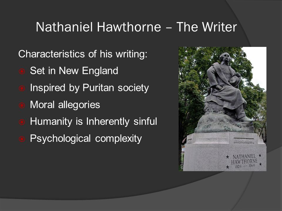 The portrayal of hypocrisy and punishment in hawthornes the scarlet letter