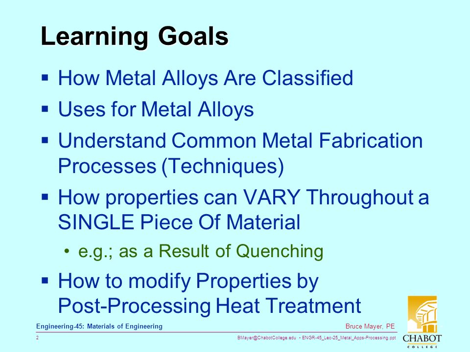 Metal apps processing ppt download for Everyday uses of tin