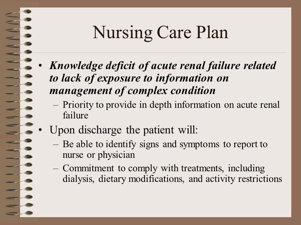 sample care plan for knowledge deficit This nursing care plan is for  nursing care plan and diagnosis for diabetes  uncontrolled diabetes is mostly common caused by patient knowledge deficient of.