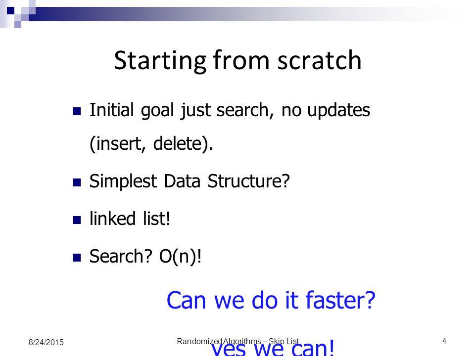 skip list data structure pdf