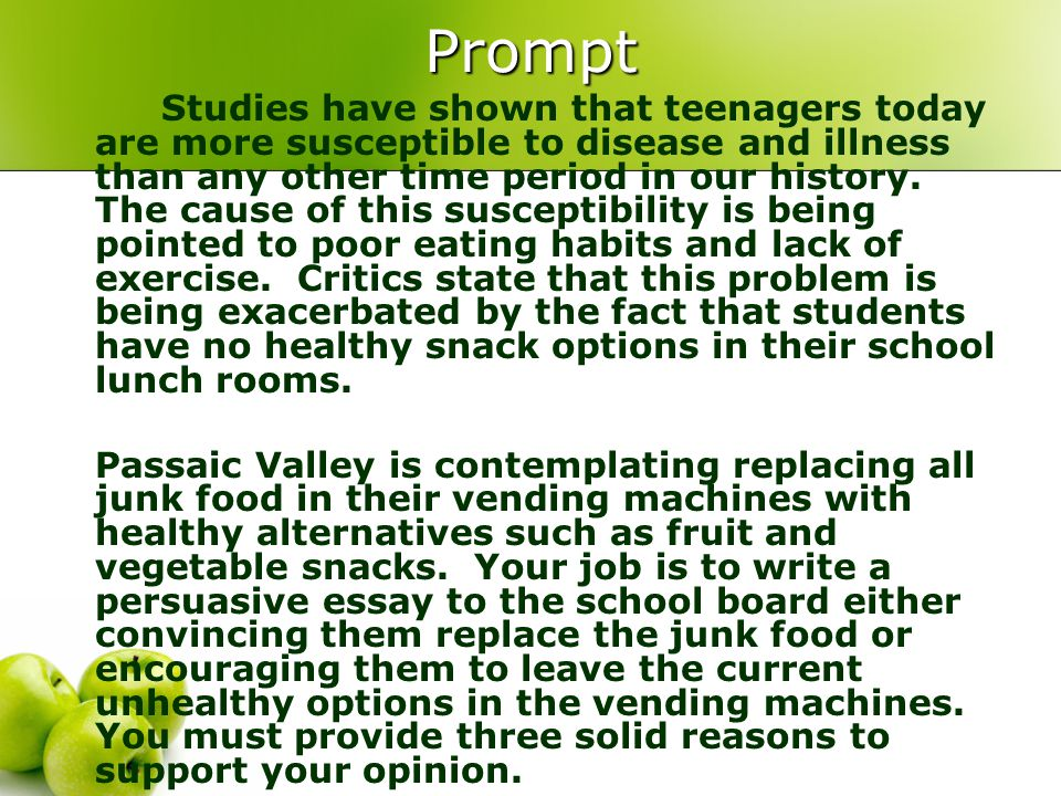 persuasive essay for healthy eating Examples of argumentative essays on health healthy food essay good nutrition can help prevent disease and promote health persuasive descriptive cause and.
