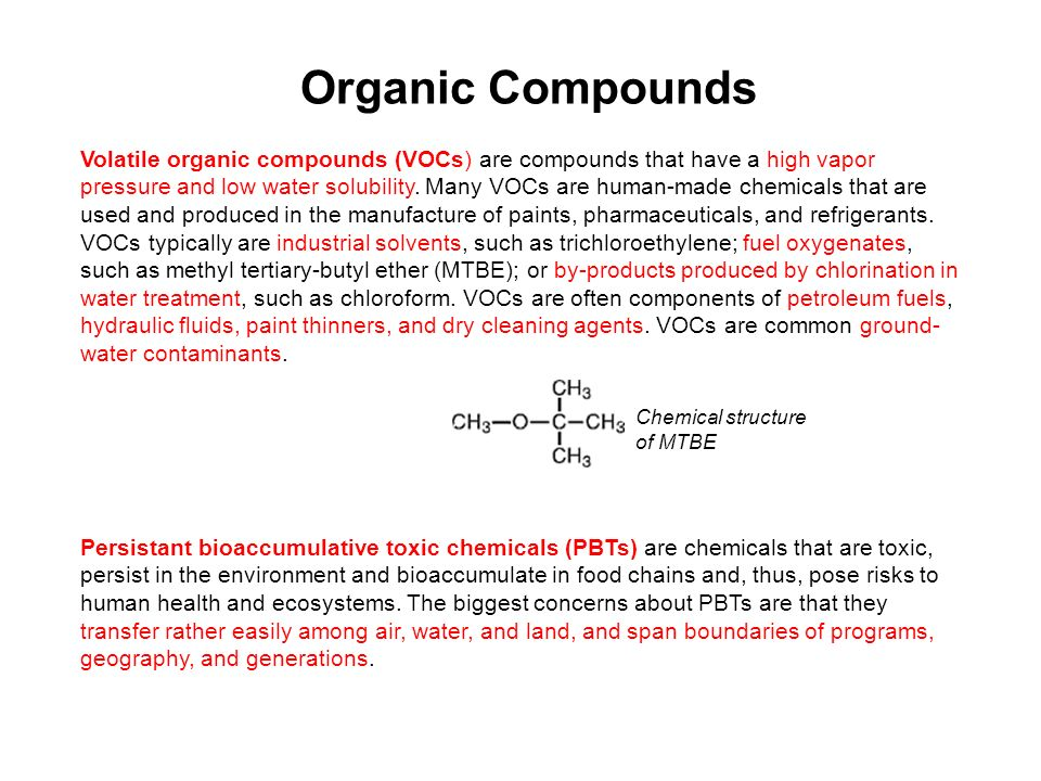 how to tell if compound have low solubility