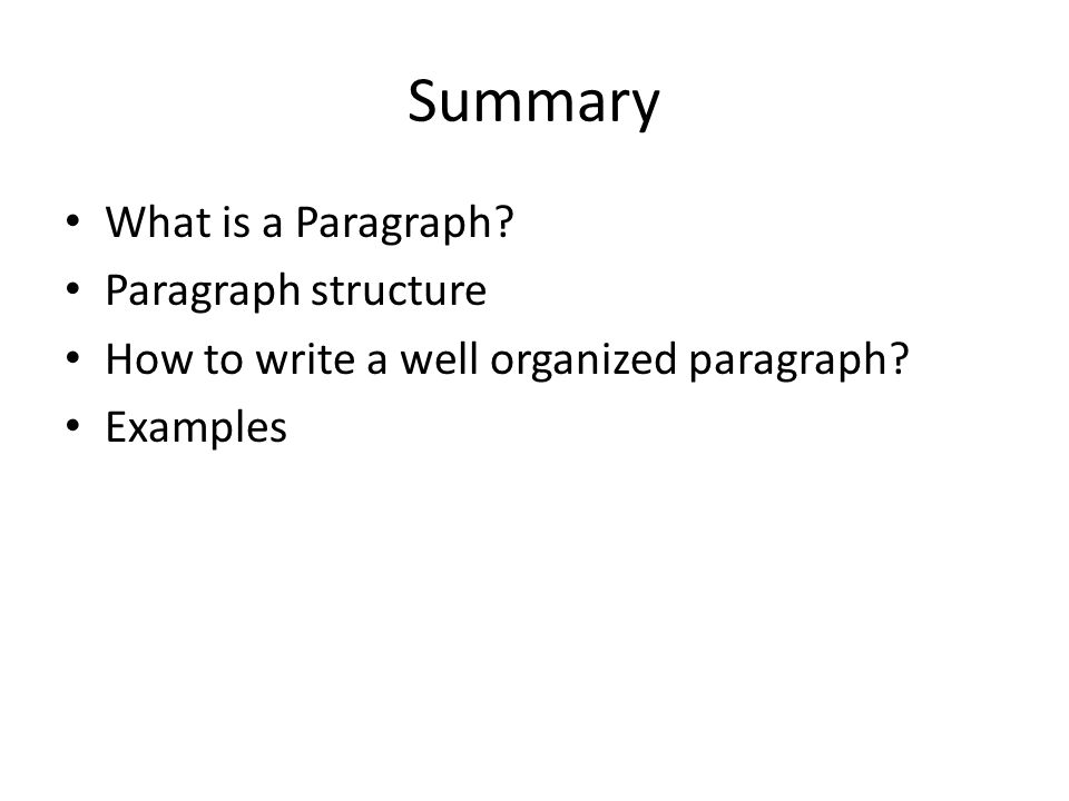 well organized essays Step 5: sample student essays question: read the following poem carefullythen write a well-organized essay in which you explain how formal elements such as structure, syntax, diction, and imagery reveal the speaker's response to the death of a toad.