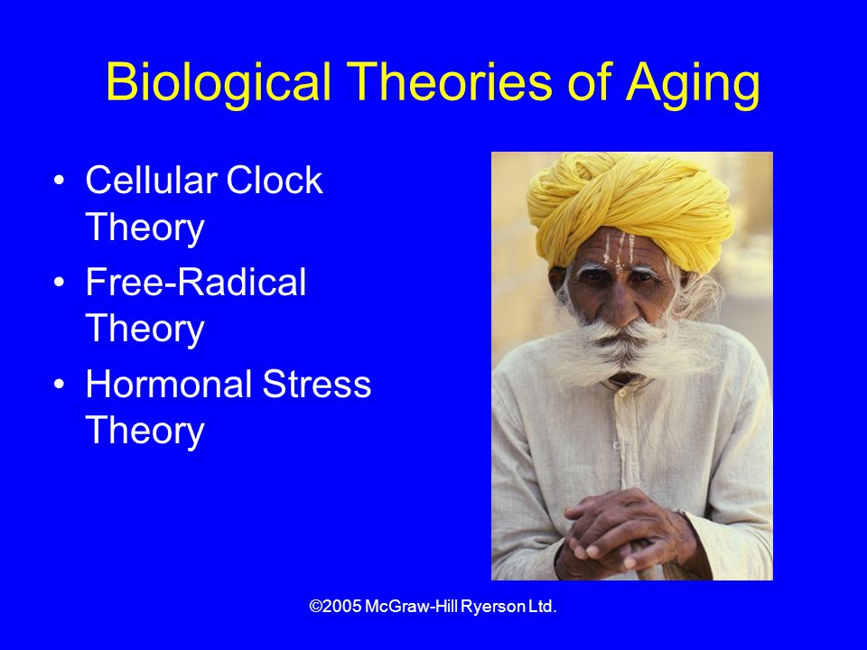 biological theory of aging