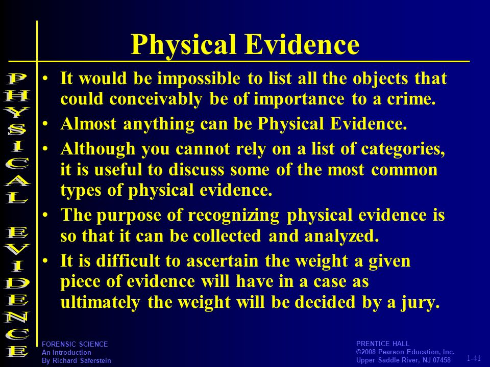 the importance of physical evidence Chapter 11: physical evidence and the servicescape servicescape: the actual physical _____ where the service is performed, delivered, and consumed.