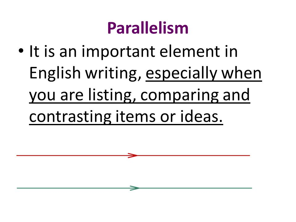 parallelism in writing Parallelism worksheets - showing all 8 printables worksheets are parallelism practice rewrite these incorrect sentences in,  parallelism in writing.
