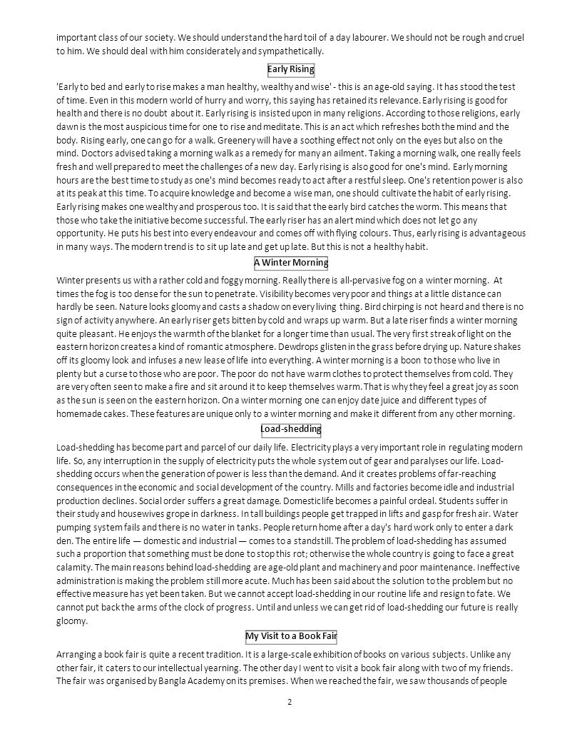 Modern Classroom Paragraph ~ Pgp paragraph my school magazine ppt download