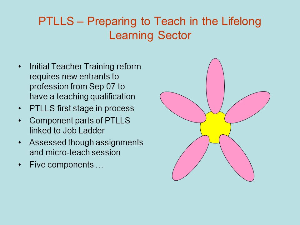 ptlls assignment the teaching and training cycle essay Ptlls essays level 4 ptlls assignments - ptlls resource separated in to two sections: the level three and the level four the content is the same, the difference is in the word count (as in more for level four) and the tone of the questions.