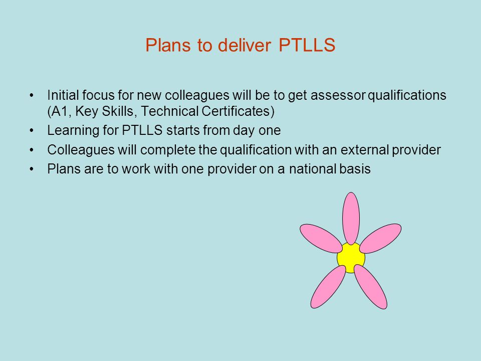ptlls legislation essay