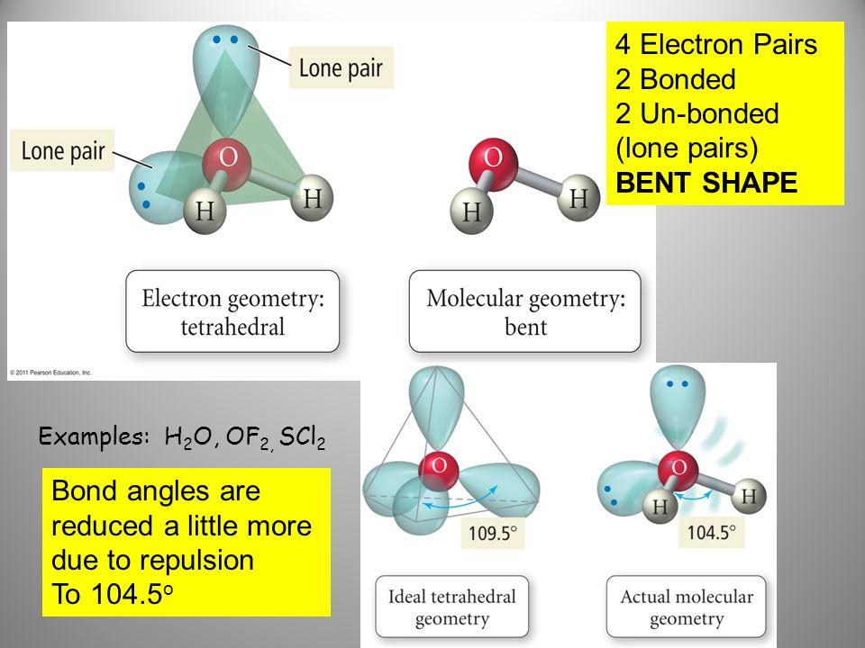 Scl2 molecular geometry bond angles