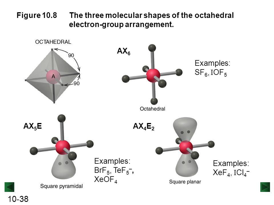 Xeof4 Lewis Structure