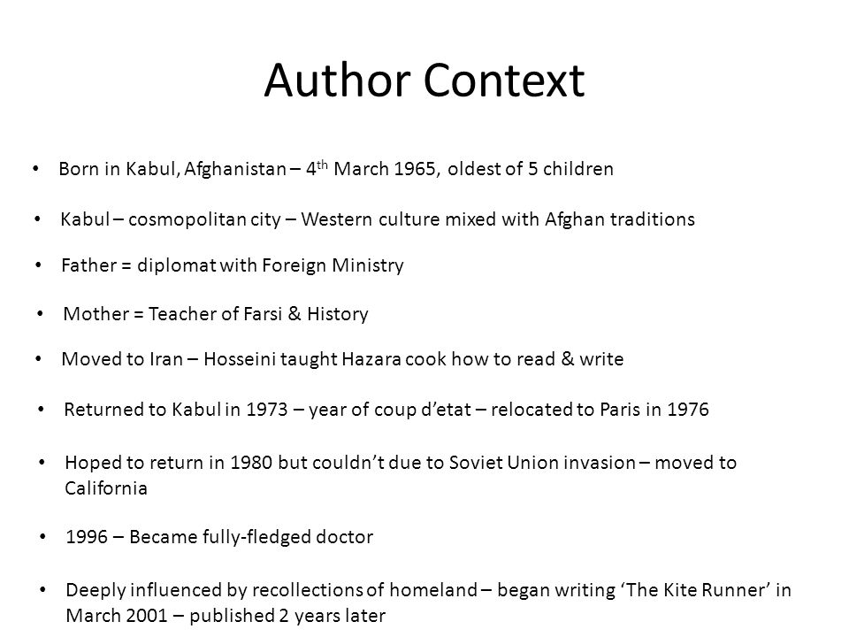 theme of kite runner essay Free essay: the kite runner is the first novel by afghan-american author khaled hosseini, published in 2003 by riverhead books it takes place before.