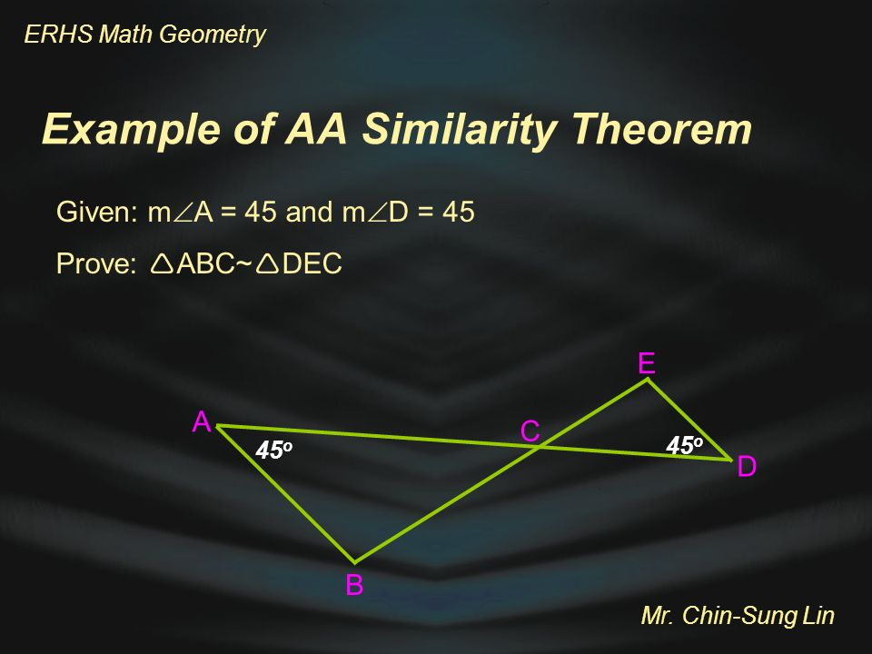 Ratios proportions and similarity ppt download - Kuta software exterior angle theorem ...