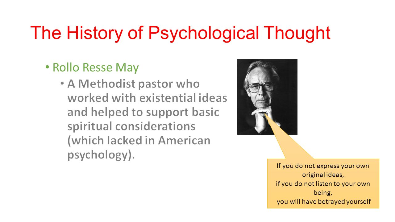 history of personality psychology Today, psychology is defined as the scientific study of behavior and mental processes philosophical interest in the mind and behavior dates back to the ancient.
