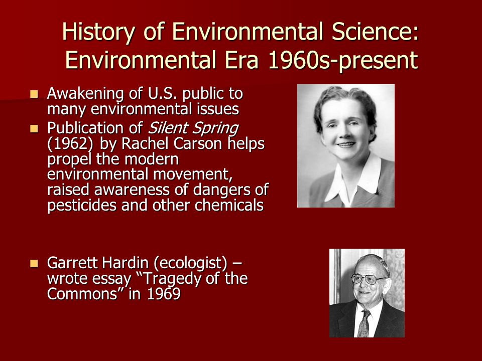 History Of Environmental Science  Ppt Video Online Download History Of Environmental Science Environmental Era Spresent