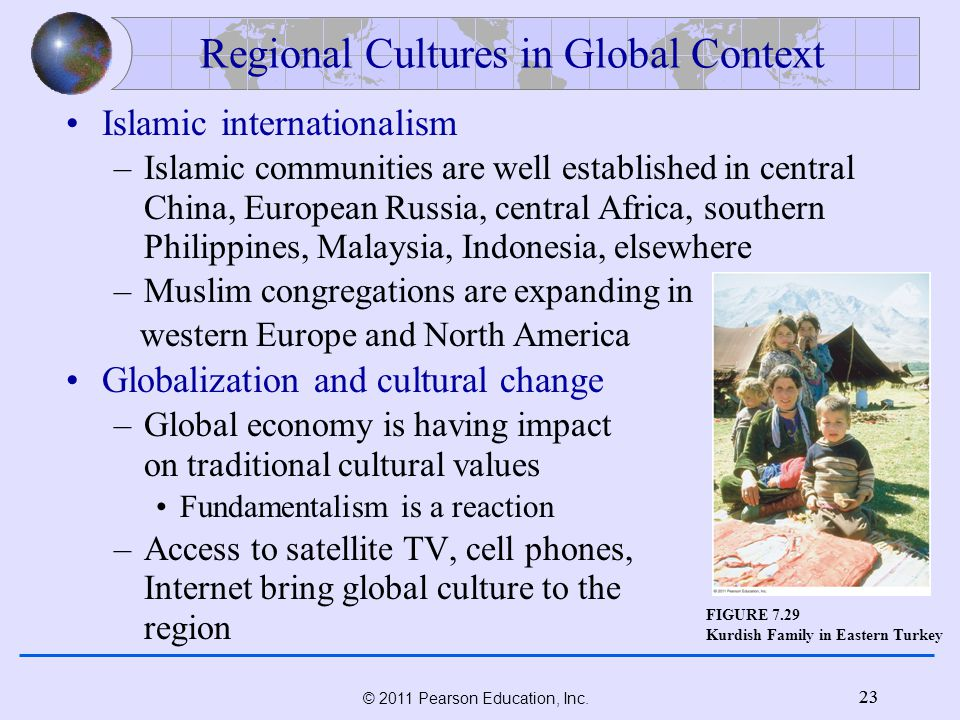 globalization and the changing family Globalization is the worldwide member roles forever changing traditional family globalization and culture change.