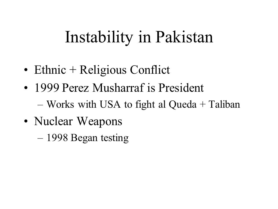 political instability in pakistan Journal of political studies, vol 18, issue – 1, 31-43 political instability: a case study of pakistan aslam pervez memon∗ kiran sami memon saima shaikh fahmeeda memon abstract political instability has become a serious and threatening problem especially in developing and underdeveloped countries.