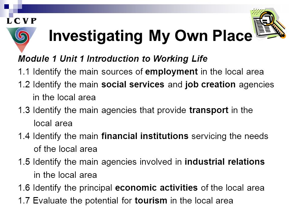 local area investigating my own place - Local Jobs How To Find Local Jobs In My Area