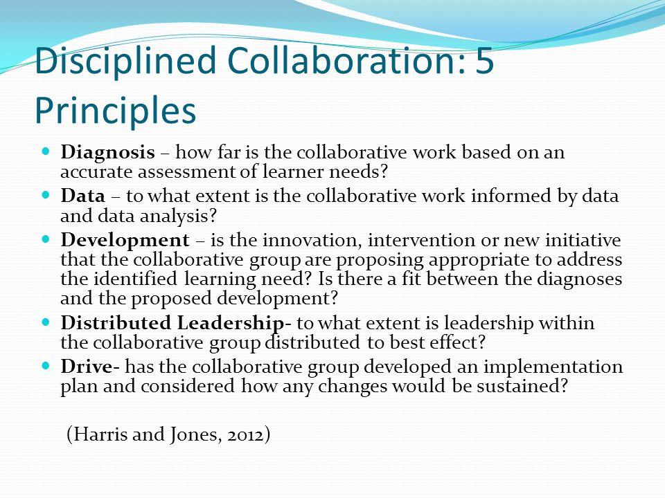 Data Acquisition Principles : Leading professional learning challenges and