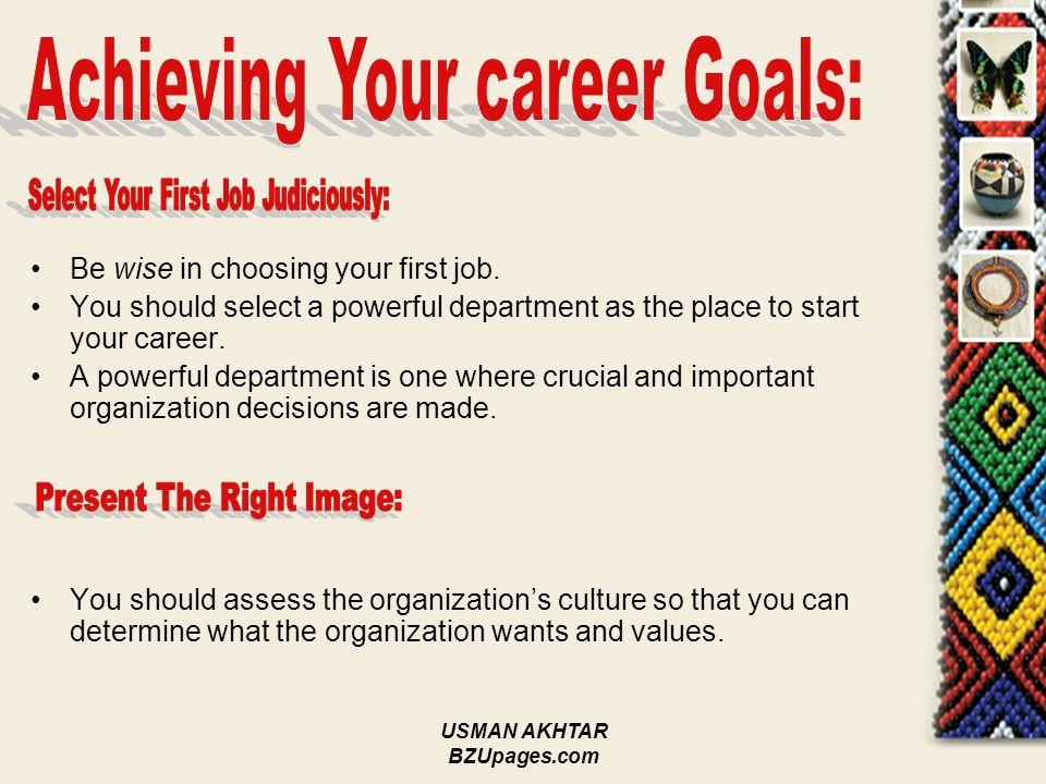 career goals essay internship