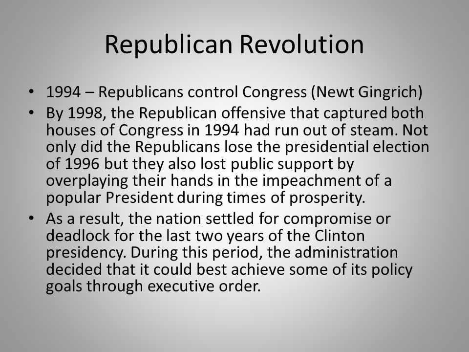 "what was republicanism and how did it justify the revolution Why, in the aftermath of that war, did white northerners support  not a  revolution in the idea of republicanism or republican citizenship"" but ""a."