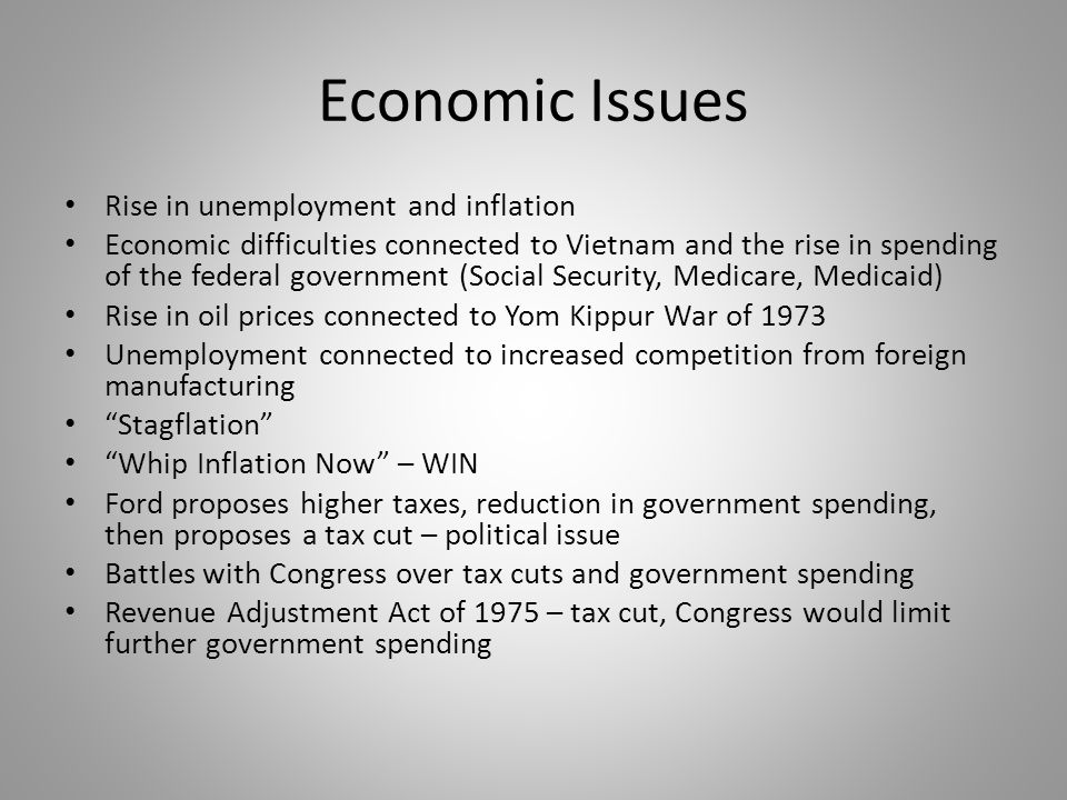 Gerald Ford Political Party Republican Ppt Video