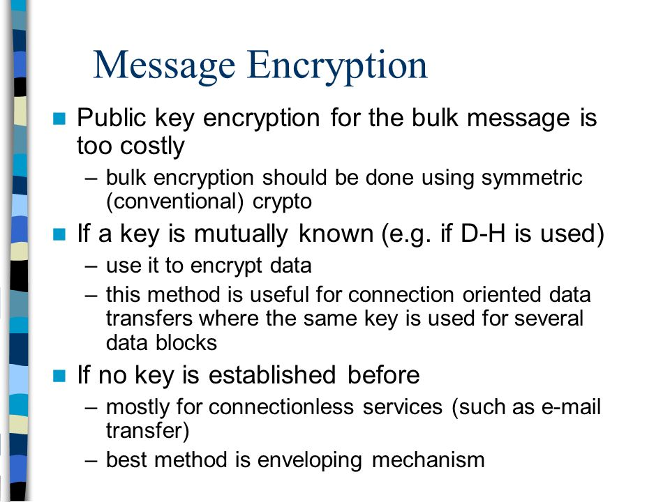 Overview of Cryptography - ppt video online download
