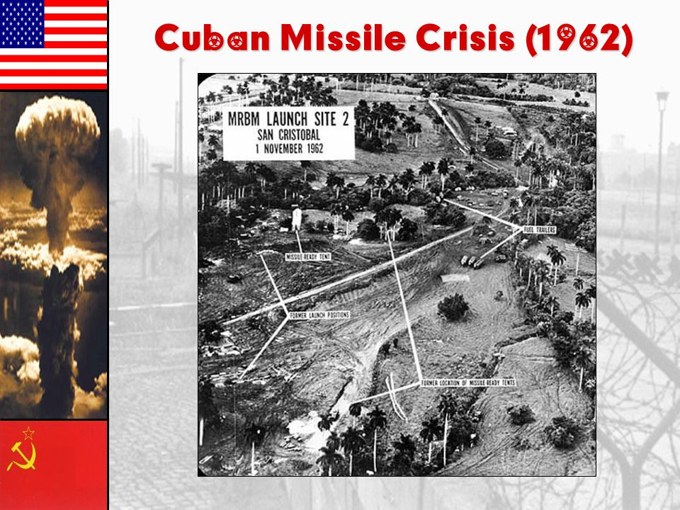 the cuban missile crisis october 18 29 The cuban missile crisis comes to a close as  it was none other than the pop icon prince himself who happened upon a 29-second home video of  on october 28.