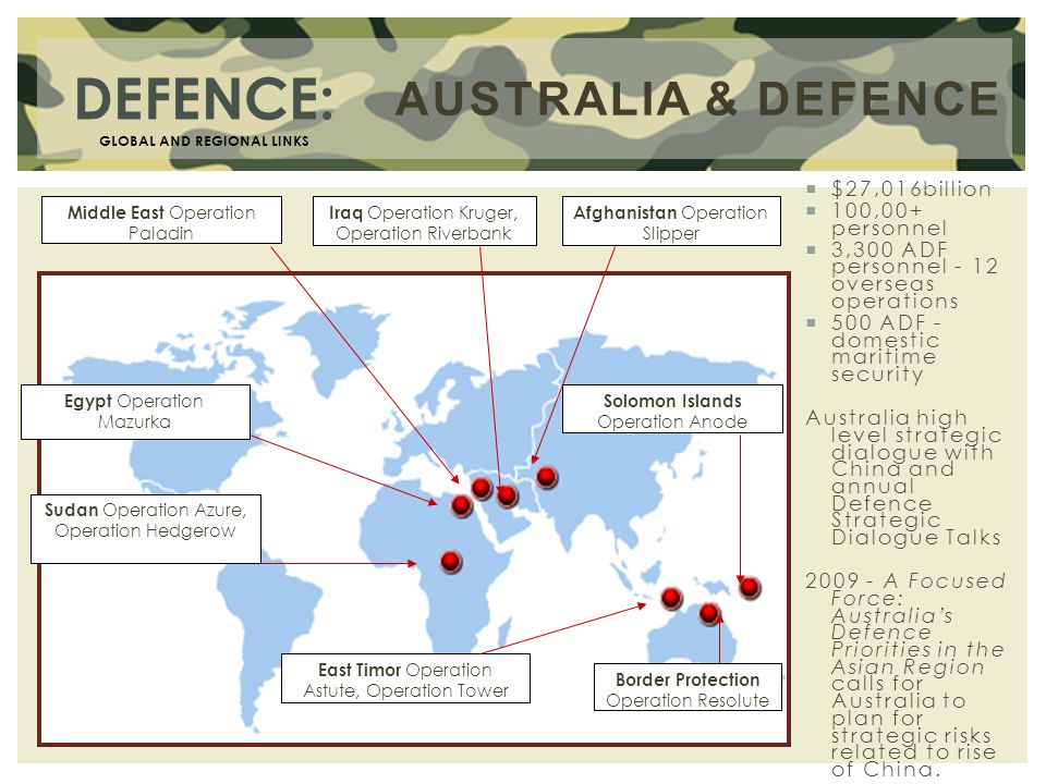 australias regional global links defence We help clients overcome the challenges of competing in the global economy   revenues up 10% with growth in all regions driven in part by high-value.