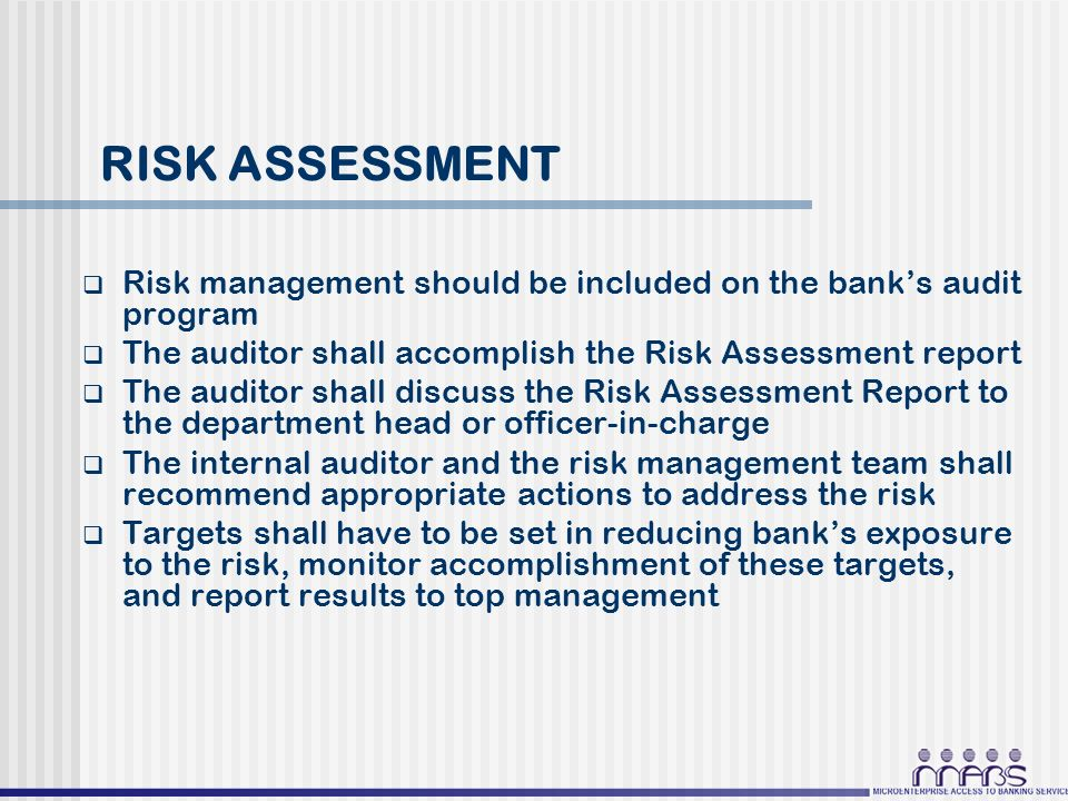 E-Banking Risk Management - Ppt Video Online Download