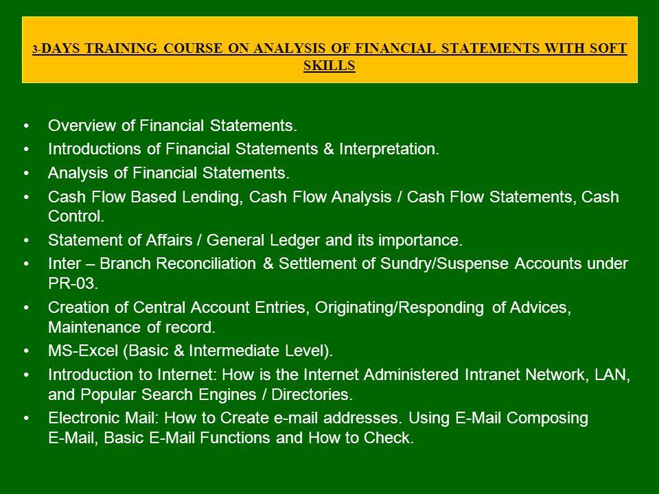 cash flow statement analysis and interpretation pdf