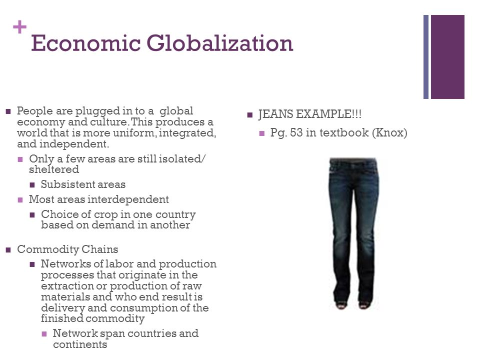 globalization economics and productivity Globalization, structural change and productivity growth margaret s mcmillan, dani rodrik nber working paper no 17143 issued in june 2011 nber program(s):international trade and.