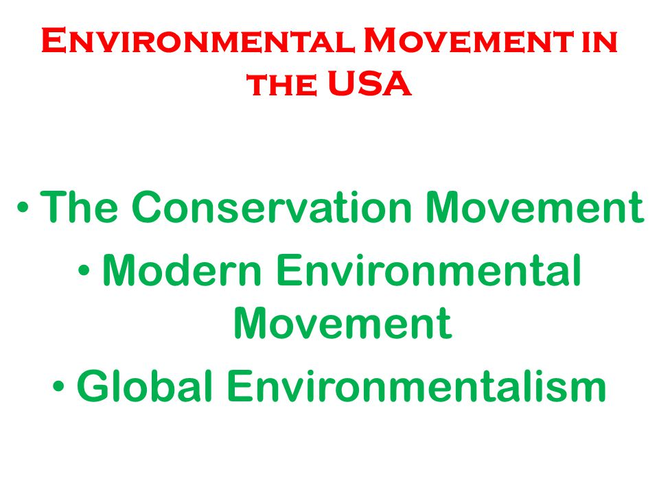 ENVIRONMENTAL HISTORY TIMELINE - ppt download