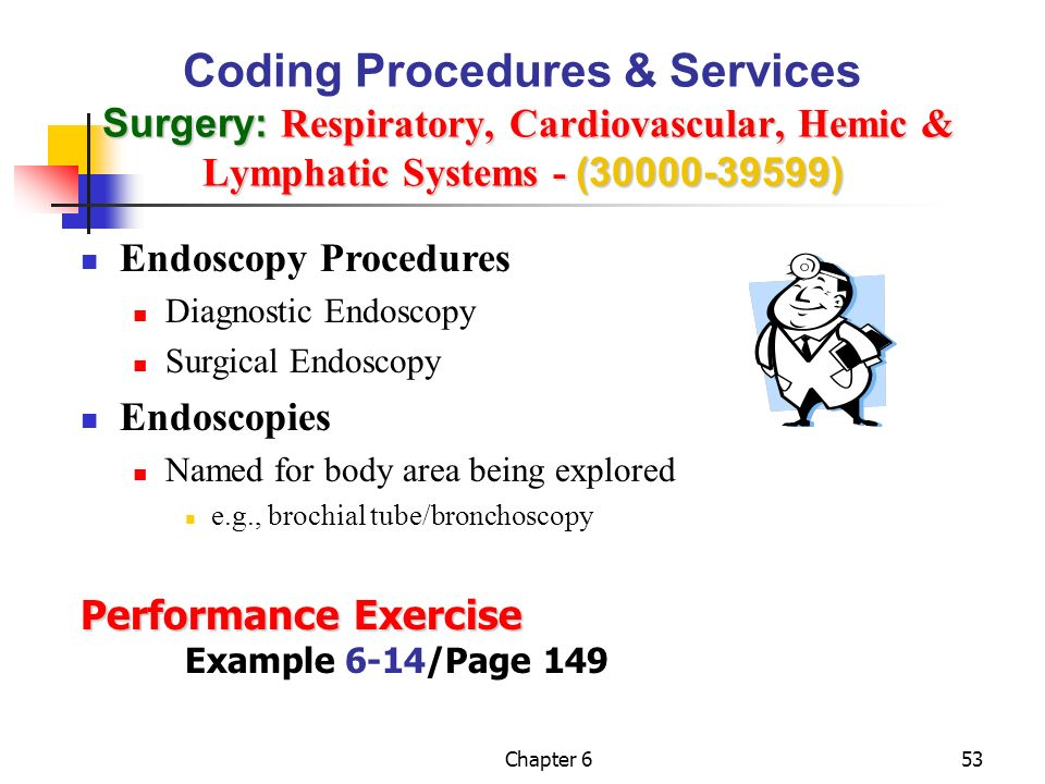 respiratory system procedures Respiratory, hemic, lymphatic, mediastinum and diaphragm cpt  • understand basic anatomy and functions of the respiratory system,  –injection procedures.