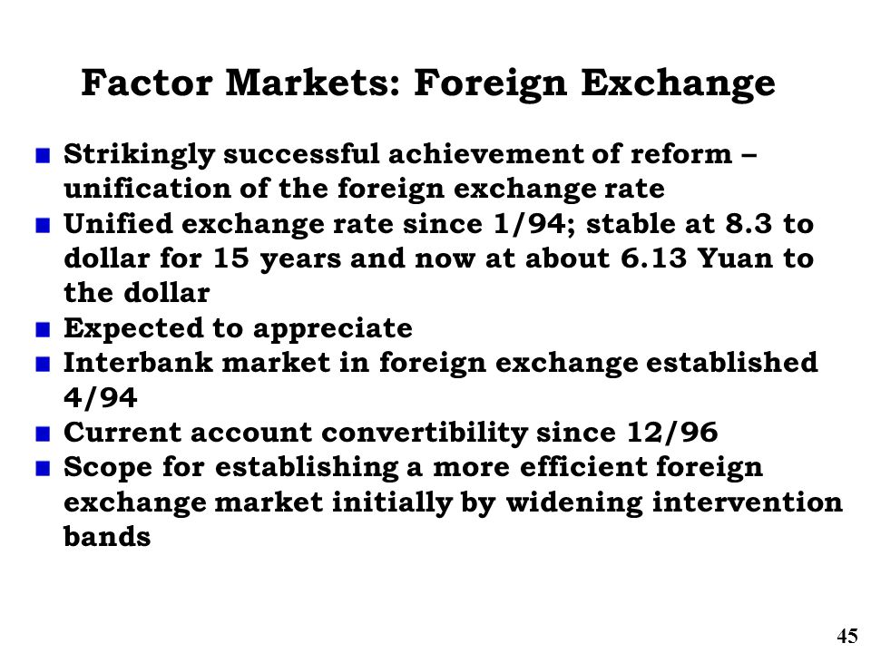 the factors encouraging foreign intervention Encourage the exchange of ideas about trade issues an objective of the   different factors governing the international movement of capital  the goods on  sale and (e) government interventions in international markets creates an  incentive.