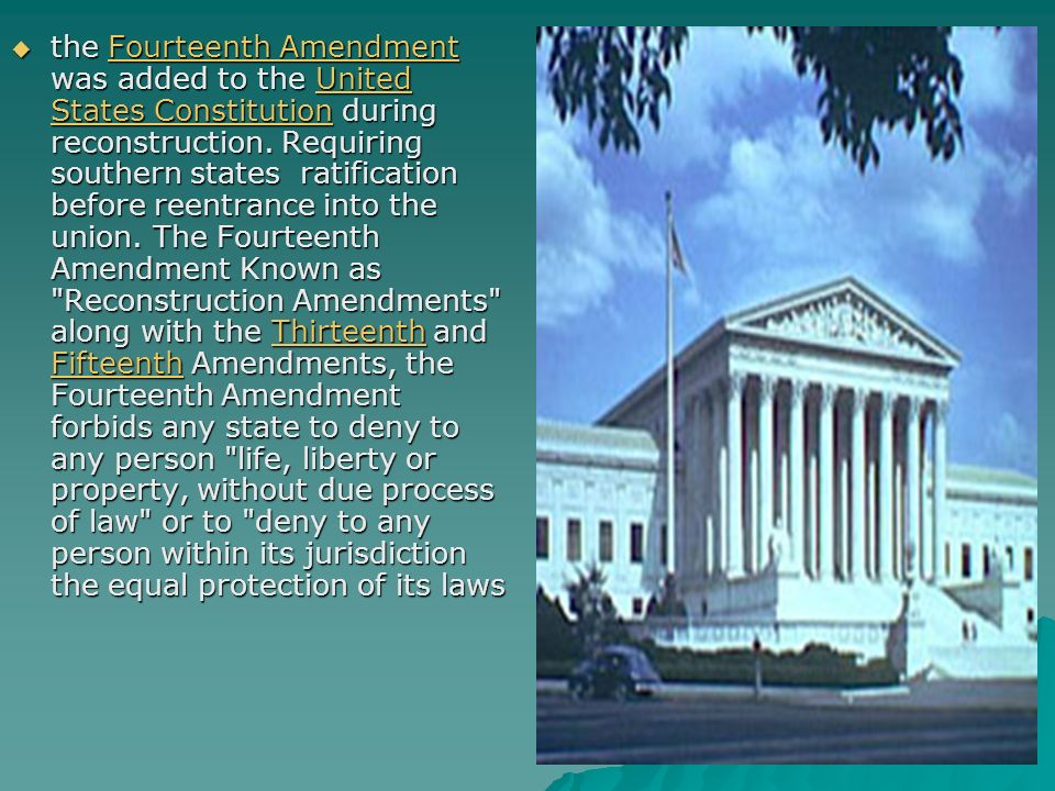 """the history and goal of the united states reconstruction The words """"tragic"""" and """"tragedy"""" have long been linked to the reconstruction era in the united states, but the reason for the association has shifted over a whole school of literature and history sprang up to carry the message far and wide: terrible, terrible things had been done to the good and innocent."""