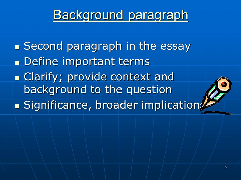 geography essay writing