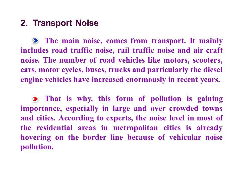 2. Transport Noise
