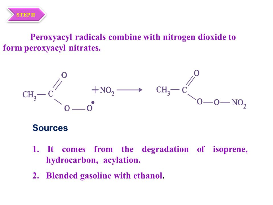1. It comes from the degradation of isoprene, hydrocarbon, acylation.
