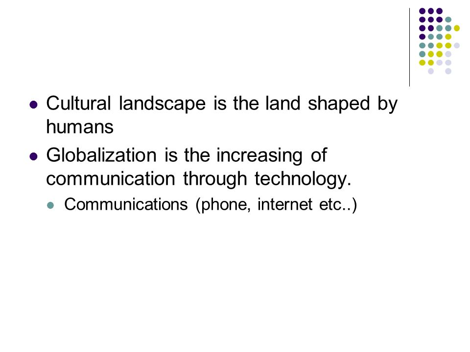 technology culture and internet Indeed, the internet technology has made it possible for people to pass   cultures co-exist with the increasingly homogenous global culture.