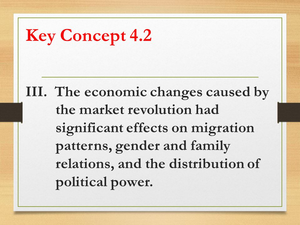 Key Concept 4.2