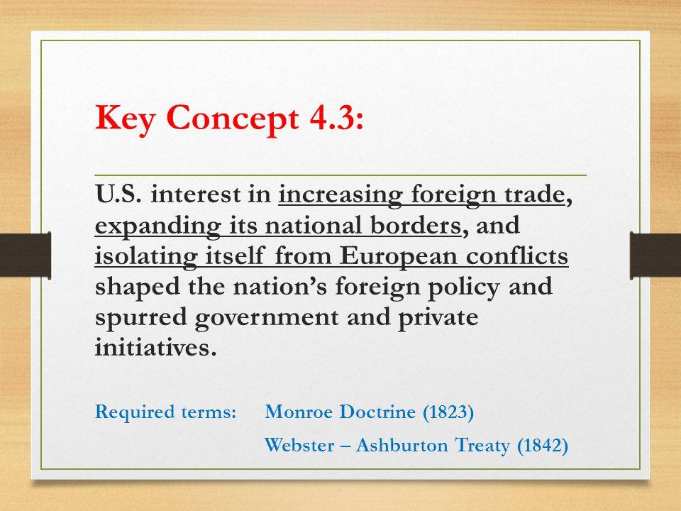 Key Concept 4.3:
