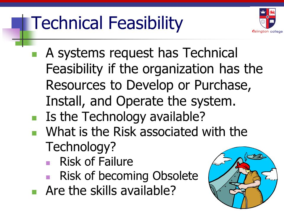 technical feasibility of a project pdf