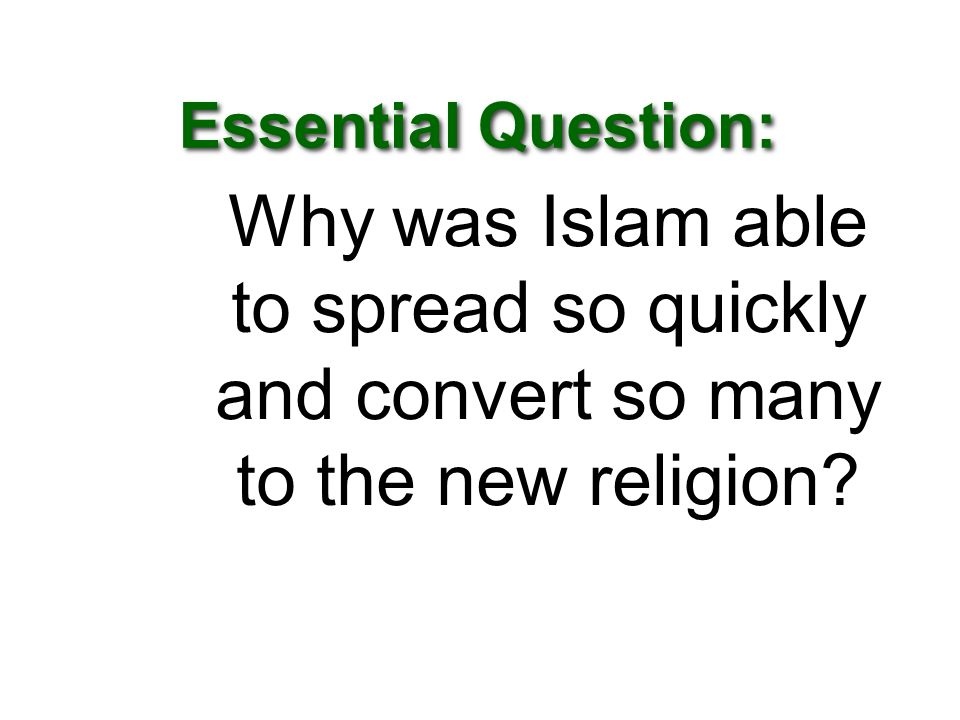 why islam spread so quickly Why did islam spread so quickly packetanswers why-did-islam-spread-so-quickly-packetanswers.